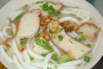 Phung Banh Canh Soup