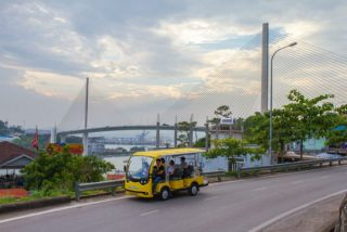 Phu Quoc Sightseeing By Electric Cars