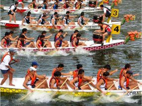 Boat Racing Festival in Phu Quoc
