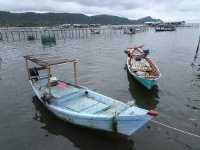 Exploring Rach Vem fishing village in Phu Quoc