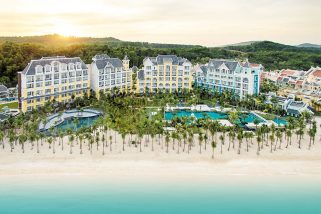 JW Marriott Phu Quoc named best resort in Southeast Asia