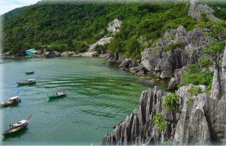 Pirate island – Ha Tien