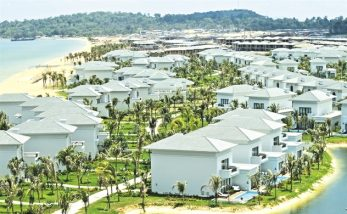 Phu Quoc Island construction activity slows