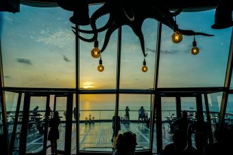 Is this new rooftop bar the best place to watch a sunset in Vietnam?