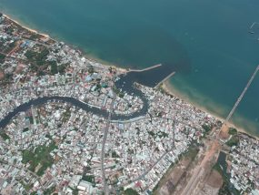 Solutions needed to save Duong Dong River and keep Phu Quoc clean