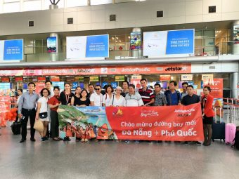 First direct Da Nang – Phu Quoc flights open