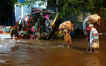 Hundreds of families evacuated as torrential rains inundate Phu Quoc