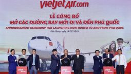 Vietjet opens four new routes to Phu Quoc island