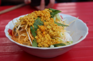 Bún kèn, a speciality of Phu Quoc Island