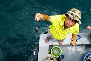 Fishing for a good time on Phu Quoc Island